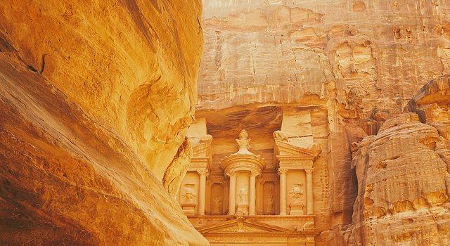 17.01.2018 Reisebericht – Jordanien: Die Felsenstadt Petra